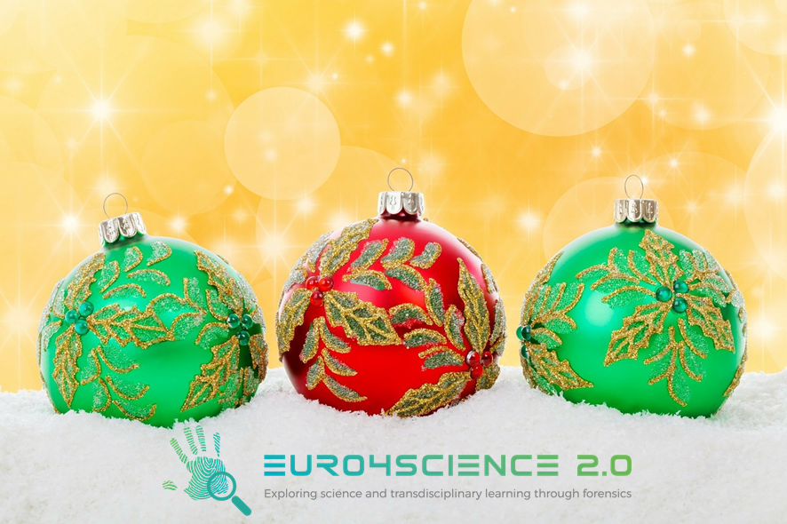 The Euro4Science 2.0 Consortium wish you a Merry Christmas and a great new year!
